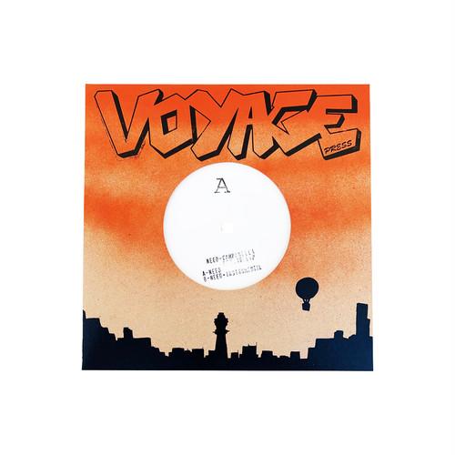 """""""Need"""" by Campanella pro.16 Flip / 7inch Record"""