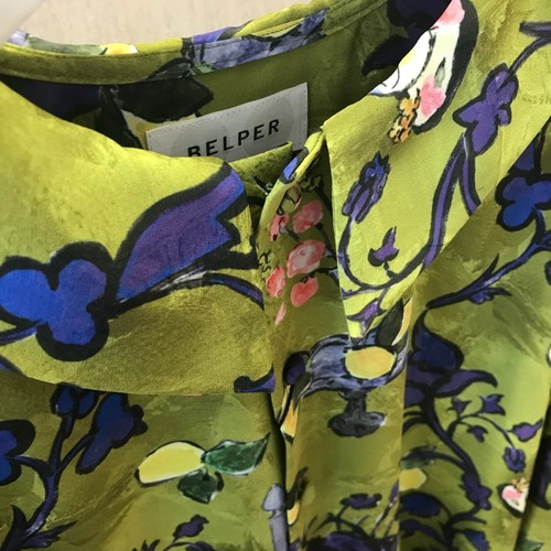 BELPER ORIGINAL PRINT BLOUSE