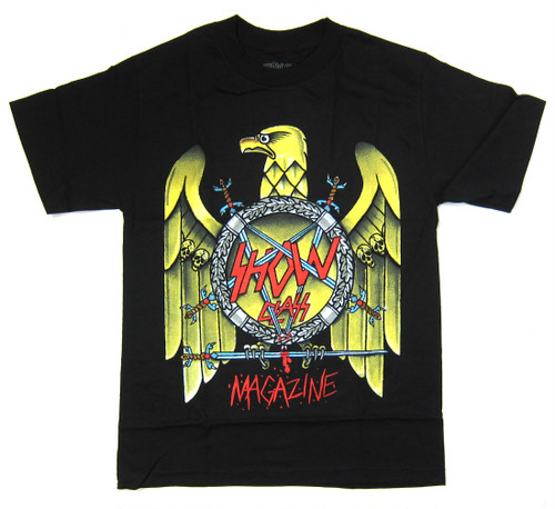 Show Class REIGN IN CLASS Tee, by Death Machine