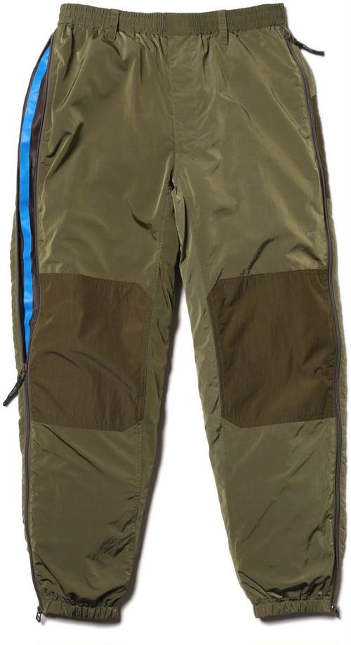 Reflect Track Pants -OLIVE- / ROTOL