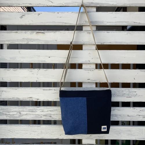 8号帆布オリジナルショルダーバッグ