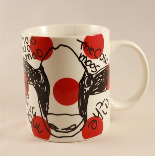 《yoneco》牛 水玉カップ
