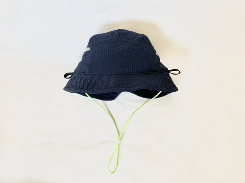 ハコフグ 5panel HAT  /2020ss24.  color / NAVY