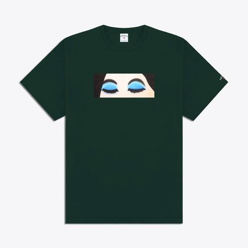 Noah x Wesselmann Face Tee(Dark Green)