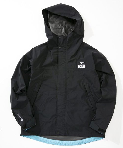 CHUMS Spring Dale Gore-Tex Jacket BLACK(ブラック)