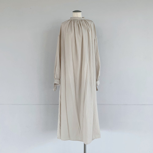 【COSMIC WONDER】Beautiful organic cotton ritual long dress /11CW17220