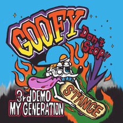 "3rd DEMO ""My Generation"""