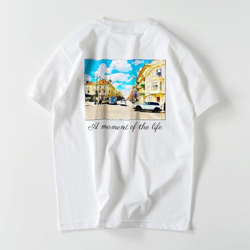 Graphic Tシャツ(R)