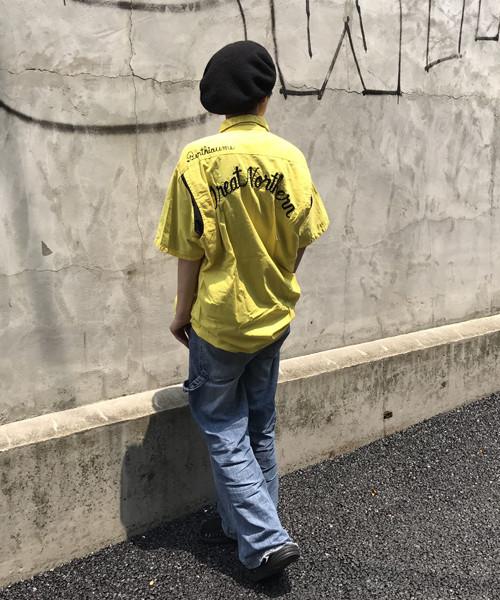 Air flo ボーリングシャツ (UT-124)