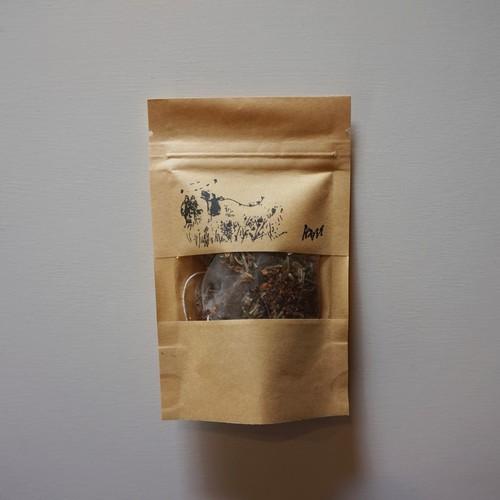 [腸活] 有機薬草茶 (ティーパック3包)