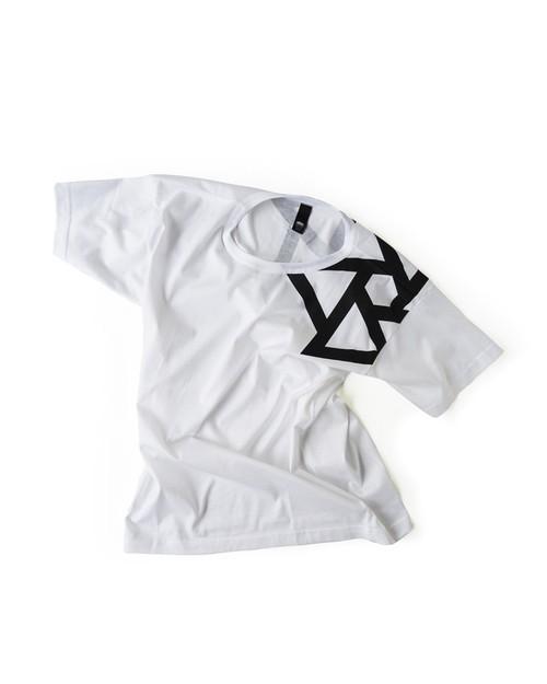 Tシャツ1号 「鱗廻(りんね)」 白