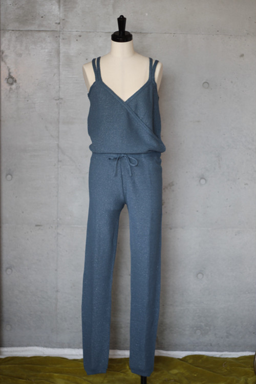 Repetto W0534 Warm up overalls