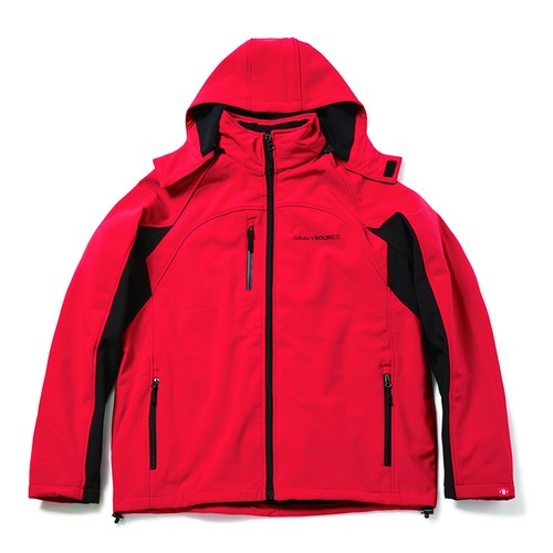 SOFTSHELL JACKET / GS18-AJK05