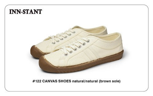 INN-STANT CANVAS SHOES #122