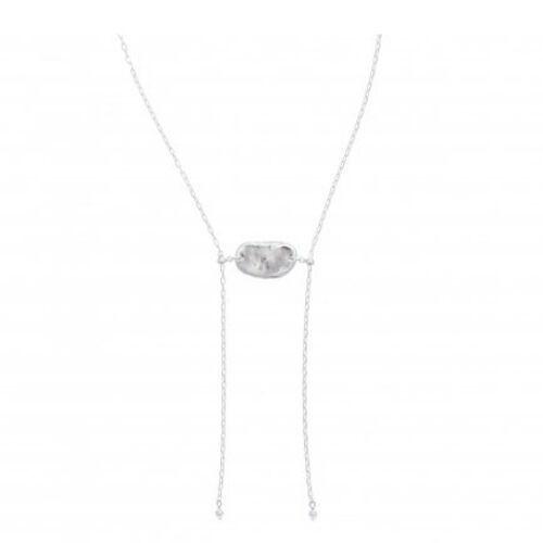 Sea'ds mara/シーズマーラ Cast motif slider necklace 21A2-31
