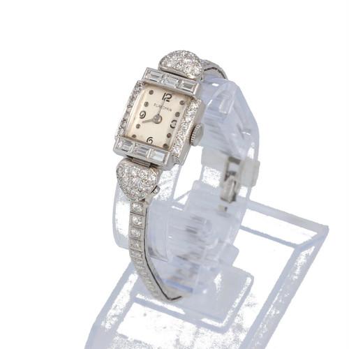 BLANCPAIN ブランパン Pt.900 × ダイヤモンド