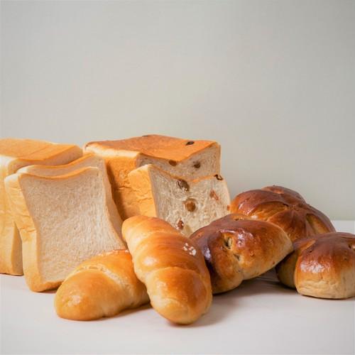 朝食パンの詰め合わせ ★ショックフリーザーでの冷凍発送★食パンスライスなし