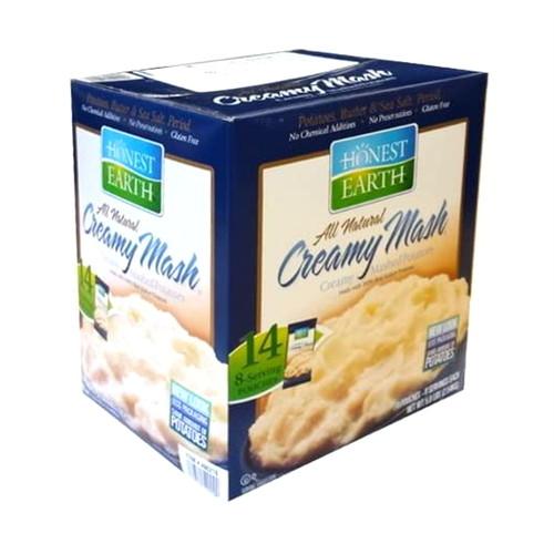 コストコ アイダホアン クリーミー マッシュポテト 14パック | Costco Idaho Anne creamy mashed potatoes 14 pack