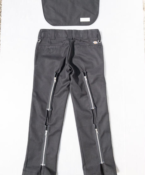 Bondage pants ( Rebuilt The Dickies)