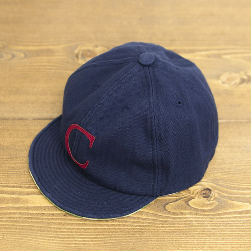 【SOLD OUT】COOCHUCAMP : Happy Cap / C : Navy