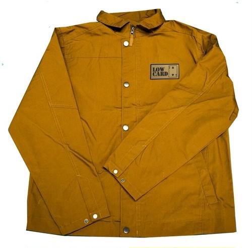 LOWCARD Trowel Canvas Jacket L