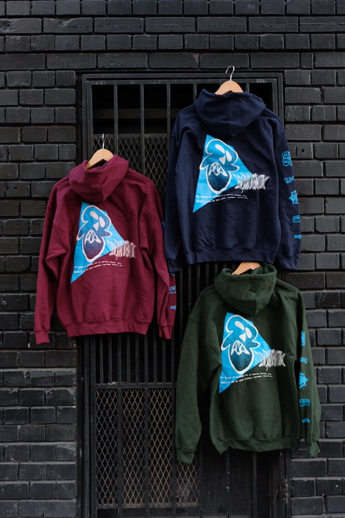 """Slow Squad INTL """"Research and development hoodie"""""""