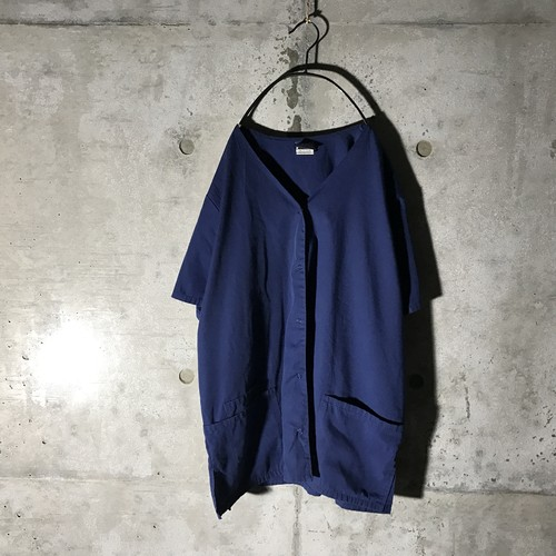 [used]  no caller dark blue shirt