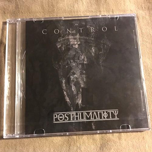 POSTHUMANITY / control (CD)