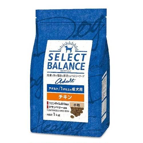 セレクトバランス アダルトチキン 1kg