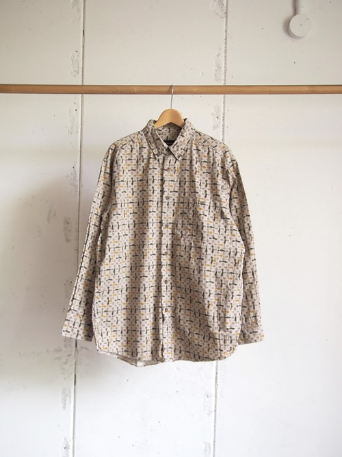 USED / WOOLRICH,  B.D. Shirts
