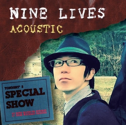Nine Lives Acoustic Vol.003 佐々木 勇太 (CD-R)