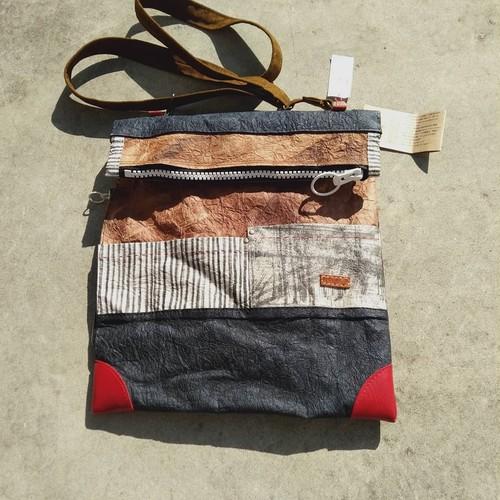 墨柿渋和紙2WAY鞄