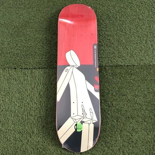 GIRL ガール 8.125インチ MARIONETTE OG RM/RD×BK【スケートボード スケボー skate skateboard デッキ インテリア 雑貨】
