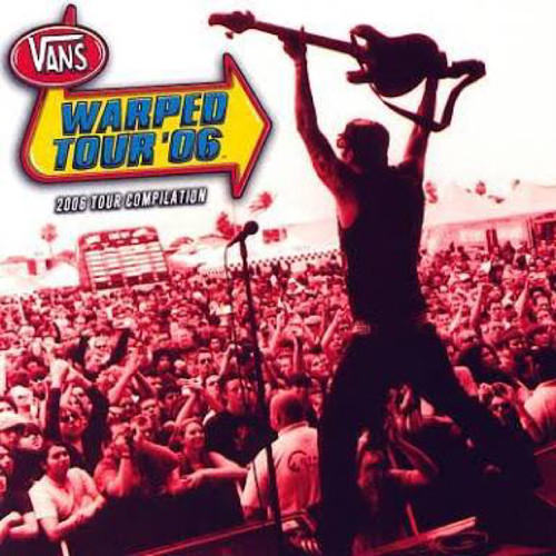 【USED】V.A / Vans Warped Tour 2006 Compilation