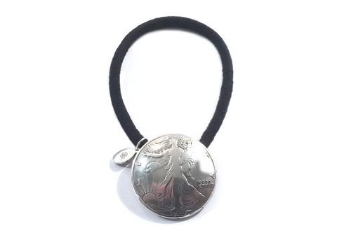 自由を取り戻す為のリアル銀貨コンチョブレス