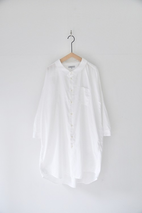【ORDINARY FITS】LONG BARBER SHIRTS /OF-S025
