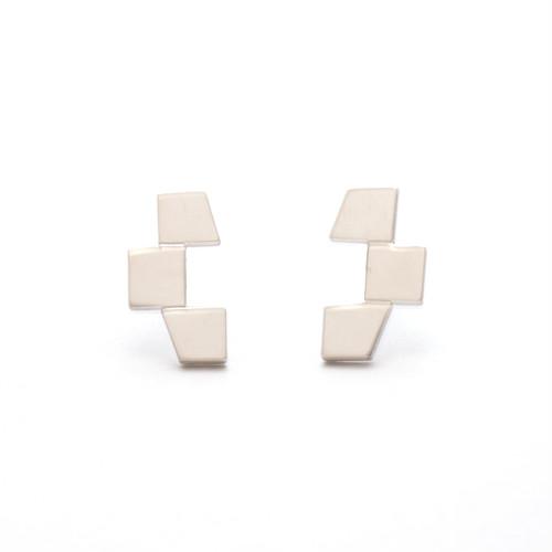 Geometric Pattern Posts - Trapezoid
