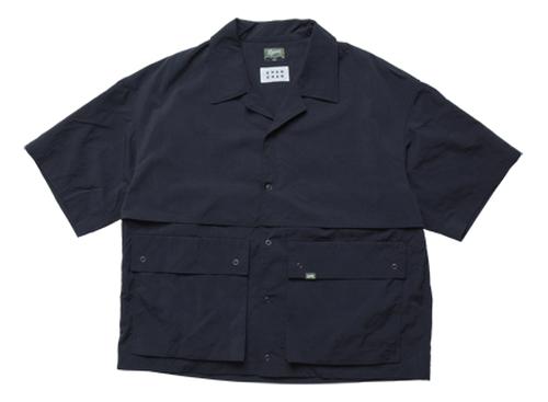 Danner×Chah Chah ADVENTURE Shirt JKT - BLACK