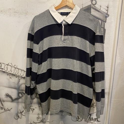 gray rugger shirt