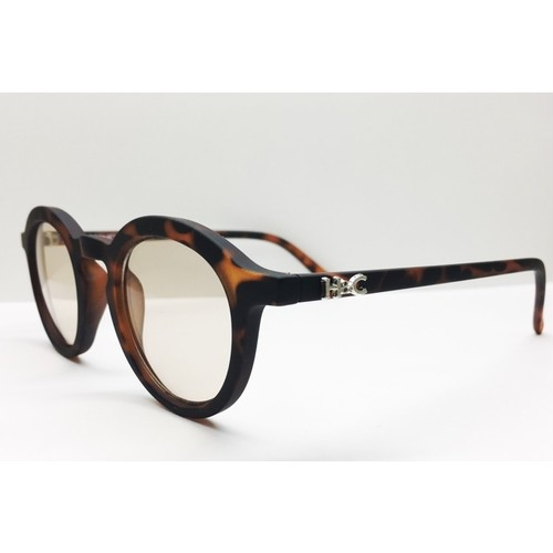 HONEY&CHRIS CLASSICAL GLASSES(DEMI/UMBER)