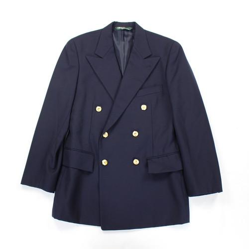 .Polo by Ralph Lauren GOLD BUTTON NAVY BLAZER JACKET/ポロバイラルフローレン金ボタン紺ブレジャケット 2000000037073
