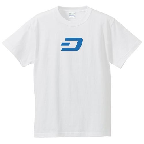 005 DASH Dash(ダッシュ)  仮想通貨 T-shirts