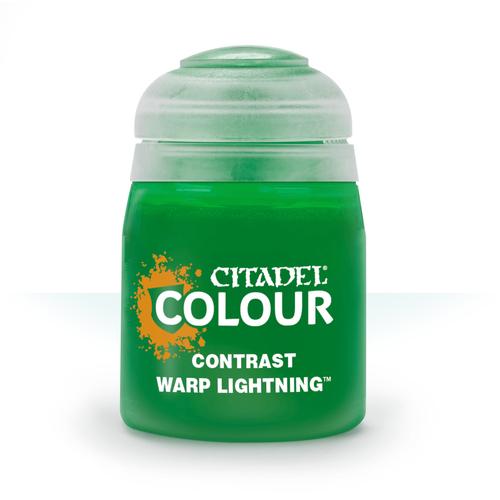 CONTRAST: WARP LIGHTNING シタデルカラー コントラスト