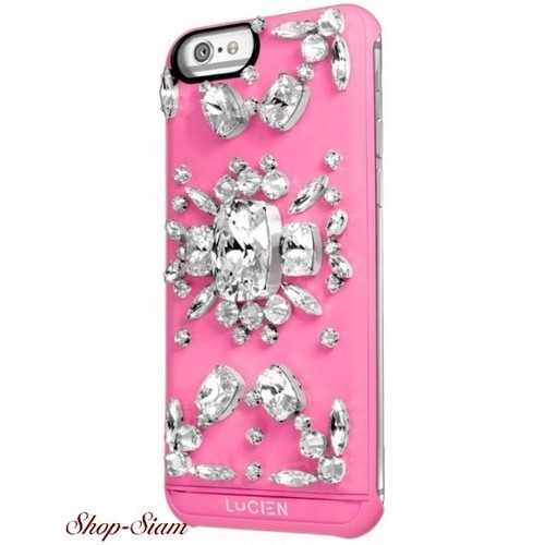 LUCIEN(ルシアン) iPhone6/6S/SE case Miss Lucien <Light Pink>