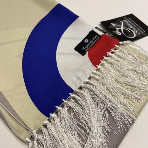 【Knightsbridge】 Silk scarves TARGET