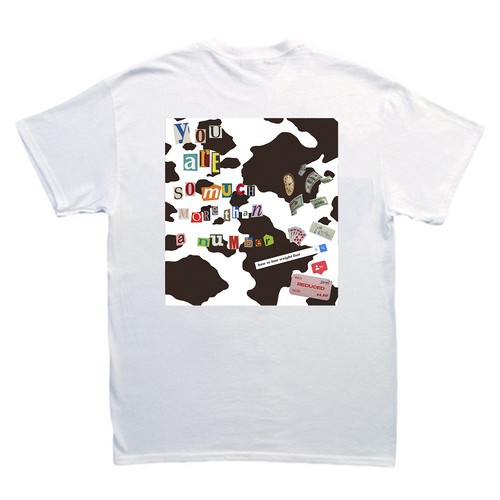 ''You are so much more than a number'' Collage Tee