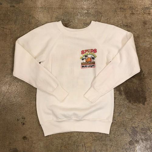 BUD LIGHT Spuds Skate Sweat Shirt ¥7,400