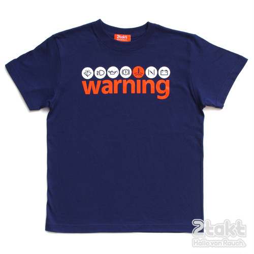 2takt T-shirts/Warning