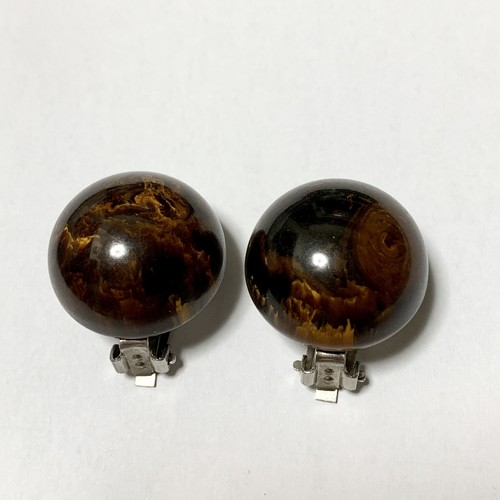 Vintage Bakelite Earrings ①