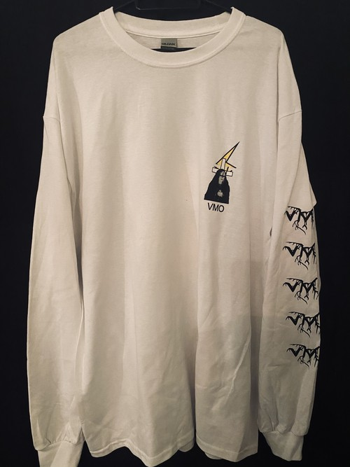LightningPrazma Long Sleeve White